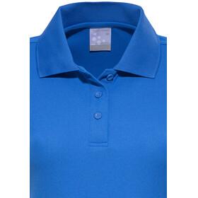 Craft Classic Fietsshirt korte mouwen Dames blauw